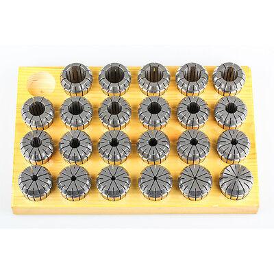 All Industrial 41900 23 Pc. 18-1 Er40 Collet Set