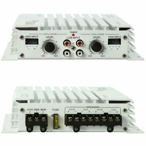 amp fuse box classifieds in toronto gta pyle plmra400 4 channel 400 watt waterproof marine amplifier