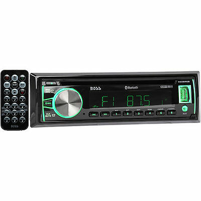 Boss ELITE 560BRGB Single DIN Bluetooth In-Dash CD/AM/FM Car Stereo Receiver