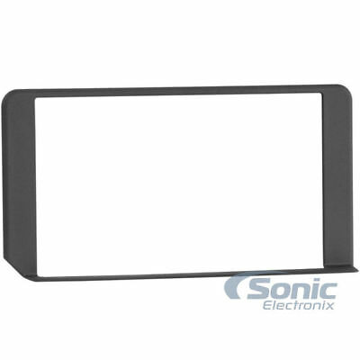 METRA 95-3003G Double DIN Dash Kit for Select 1995-2002 GM Full-Size Trucks/SUV