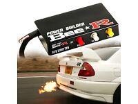 Bee-R Rev Limiter - Launch Control - pops & bangs - Hugh flames!!!!!!UK