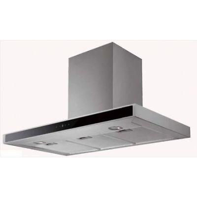 hotte DE cuisinière PKM 8090g par exemple LED 90CM ACIER INOX cheminée murale