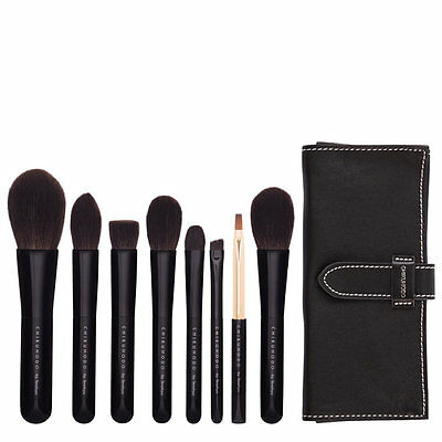 CHIKUHODO Z Series 8-Piece Brush Set / High-quality New Japan F/S EMS