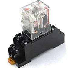 Gereral Purpose Relay MY2N-GS DC 24V Coil LED Indicator 8 ...