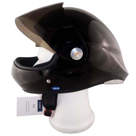 paragliding helmet,hang gliding helmet YPH-5000 EN966 certificated fiber glass