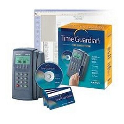 Amano Mtx-15a300 Time Guardian Time Clock System New