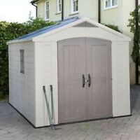 Costco style shed