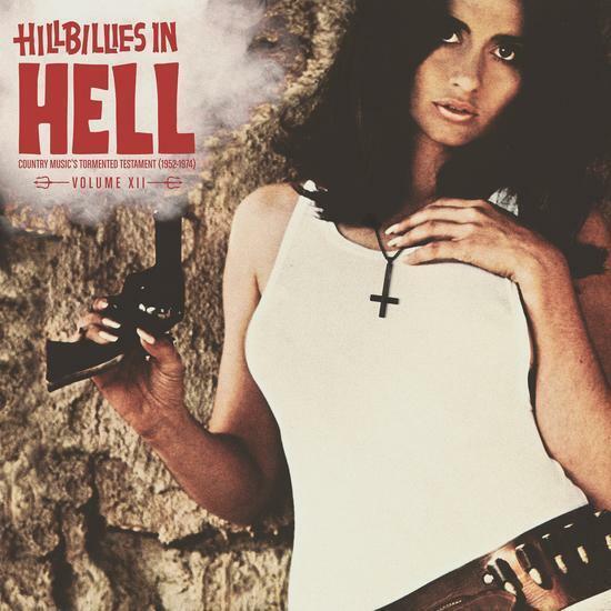 Various Artists - Hillbillies In Hell: Volume XII RSD 2021 NEW Sealed Vinyl LP