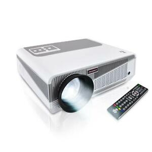 Pyle PRJAND615 HD Wi-Fi Blu Ray Projector up-to 120
