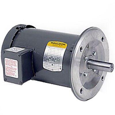Vem3219t 7 12 Hp 3450 Rpm New Baldor Electric Motor Old Vm3219t