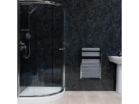 PVC Bathroom Waterproof Wall Cladding/Panelling.
