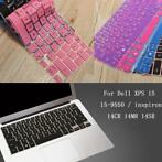 Keyboard Cover Protector For Dell XPS 15 15-9550 / inspir...