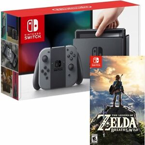 Nintendo Switch Package with Zelda and a lot of Extras!