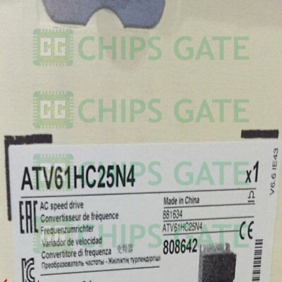 1pcs New Schneider Electric Inverter Atv61hc25n4 250kw