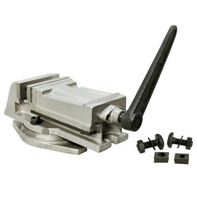 Heavy Duty 4 Milling Machine Vise With Swivel Base
