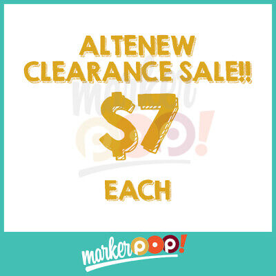 CLEARANCE SALE Altenew Clear Stamps (Clear Sale)