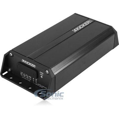 नई किकर PXA200.2 PXA- सीरीज़ 200W RMS कॉम्पैक्ट 2- चैनल कार एम्पलीफायर / पीपी