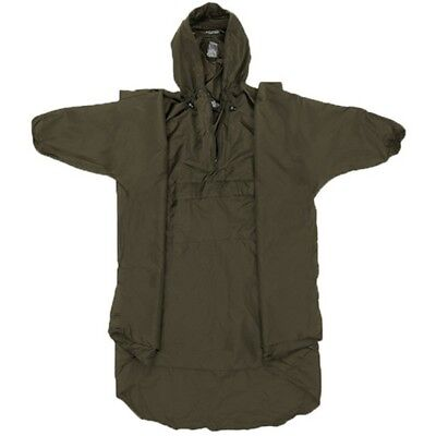 Snugpak 92285 Men's Olive Enhanced Patrol Poncho - One Size