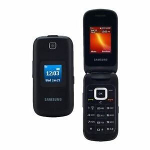 Two like new samsung flip phones