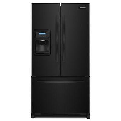 KitchenAid Architect Series II 19.7 cu. ft. French Door Refrigerator KFIS20XVBL