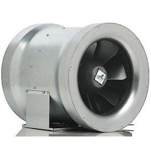 Inline Ventilation Fan Ebay
