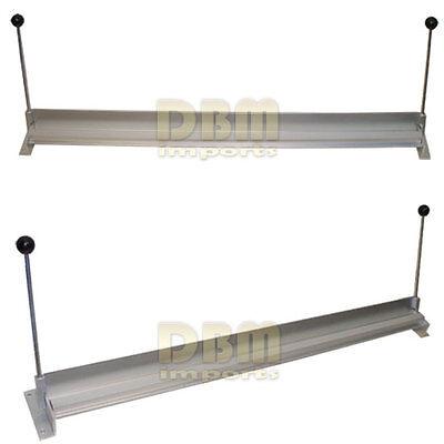 36 Sheet Metal Bending Brake Bender Aluminum Steel Free Shipping