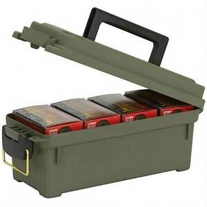 Plano Shot Shell Ammo Cartridge Box - 4 Boxes