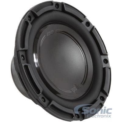 """Polk Audio DB842DVC 8"""" 750 Watt Dual 4-Ohm Car/Marine Boat"""