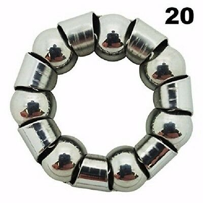 Bicycle 3/16 x 7 Ball Bearings With Retainer (Pack of 20)