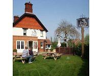 The Swan gastro pub is recruiting enthusiastic and positive people to join their dynamic team