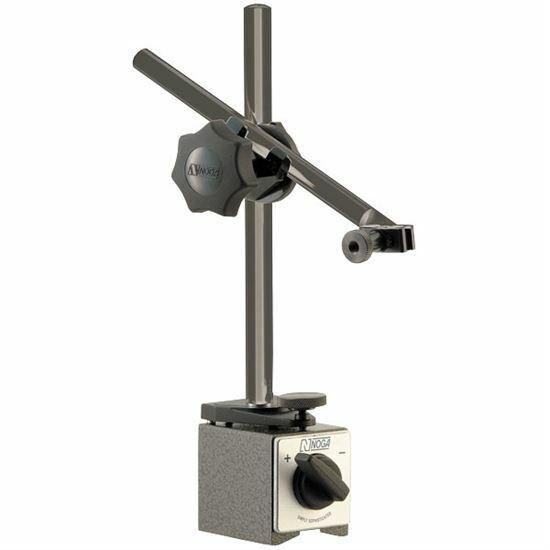 Noga PH2040 Magnetic Base With Fine Adjustment Dial, Test & Digital Indicators