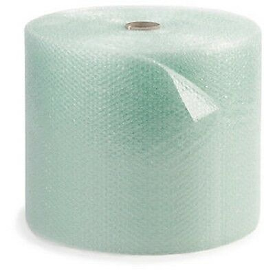 """ZV 3/16"""" x 12"""" x 350' 350FT Small Recycled Bubble Padding Cushioning Wrap Roll"""
