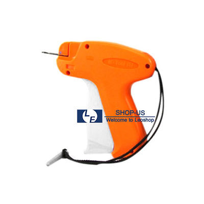 New Orange Standard Garment Clothing Price Label Tagging Tag Tagger Machine Gun