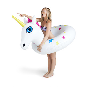 Magical Unicorn Pool Float by BigMouth Toys