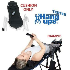 NEW TEETER VIBRATING CUSHION 294-539 245446598 HANG UPS BETTER BACK MASSAGE WITH NECK SUPPORT FACTORY SEALED