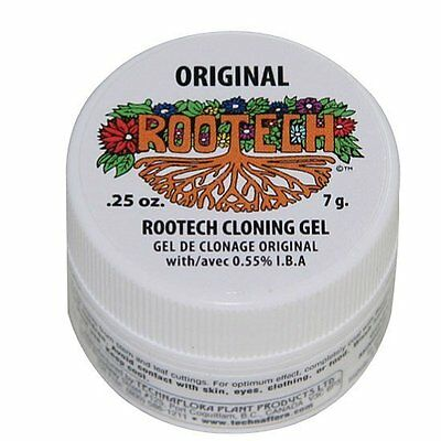 Technaflora Rootech Cloning Gel 0.25oz 1/4oz ounce ...