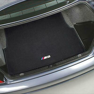 BMW Genuine 1999-2005 E46 M3 Coupes Embroidered Carpet Luggage Mat 82110029326