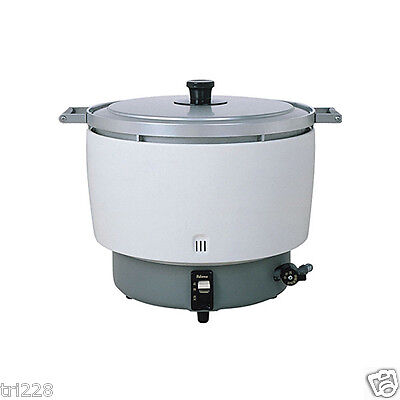 Paloma 55 Cup Commercial Gas Rice Cooker Lp Propane Pr10dss  Japan