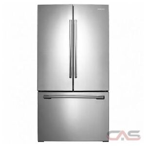 Samsung Stainless Steel French Door Refrigerator (25.5 Cu. Ft.)