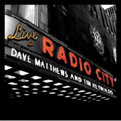 Matthews, Dave and Tim Reynolds - Live at Radio City 2CD