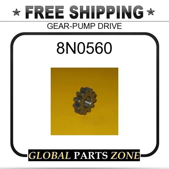 8N0560 - GEAR-PUMP DRIVE  for Caterpillar (CAT)