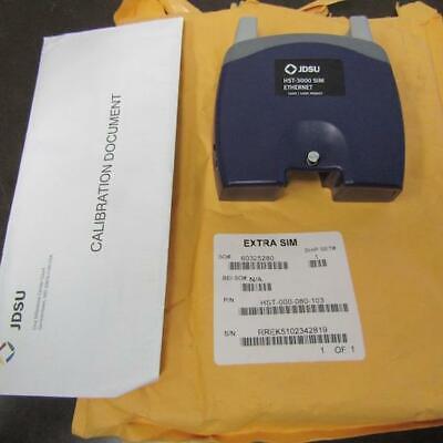 Jdsu Hst-3000 Sim Ethernet Cable Tester