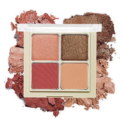 Etude House Blend For Eyes 8g ( #1 Dry Rose ) - Eye Shdow Palette ( 4 Shades )