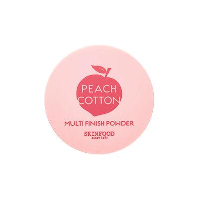 SKINFOOD / Multi Finish Powder Peach Cotton 5g / Free Gift / Korean Cosmetics