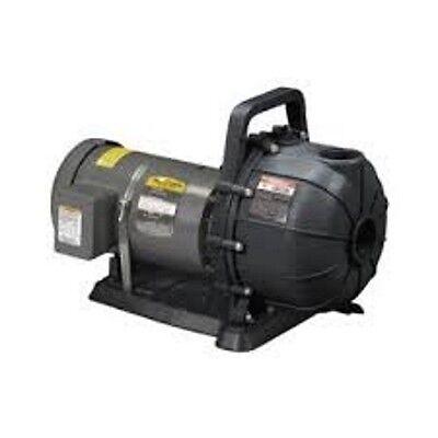 Pacer Electric Drive Pump 6600 Gph 2 Hpse2elc2.oc Industrial Water
