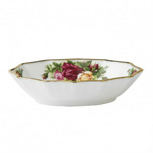 Royal Albert Old Country Roses Oval Candy Dish