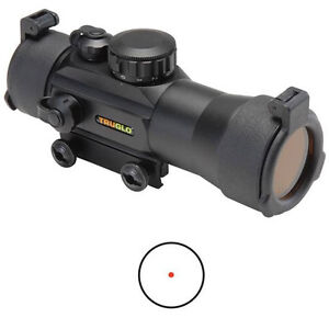 New Truglo Red Dot Sight 2x42mm 2 Power Scope 2.5MOA TG8030B2