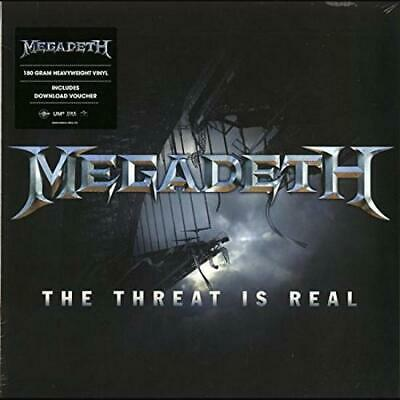 Megadeth - The Threat Is Real / Foreign Policy Vinyl-Maxi #114194