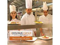 Fine dining Chef de Partie positions Good Salaries
