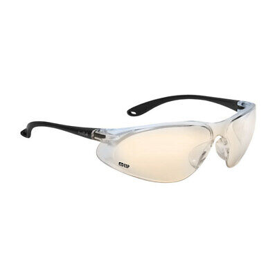 Bolle Safety 40078 Spirit Polycarbonate - Clear Safety Glasses Anti Scratch